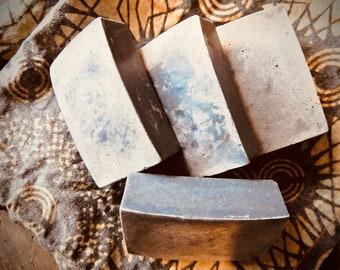Charcoal & cedarwood Soap
