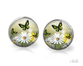 Earrings Butterfly 6