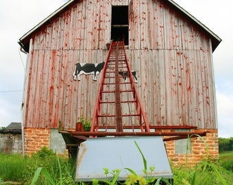 Midwest Wisconsin Rustic Barn Photography