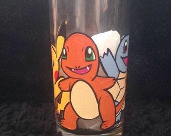 Pokemon hiball/tumbler glass