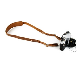 Leather Camera Strap for DSL/SLR camera