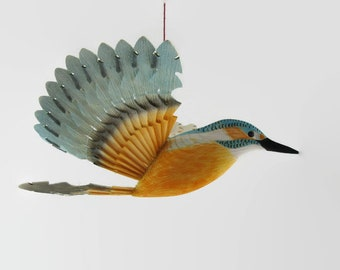 Hanging Ceiling Bird Etsy