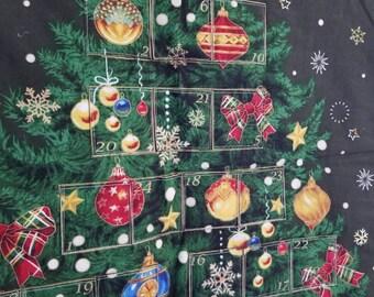 Oh Christmas Tree Advent Calendar/Countdown to Christmas