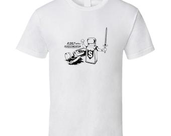 A Salt With A Deadly Weapon T Shirt