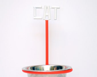 Cats CAT feeder/Waterer
