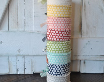 Quilt Binding - Bonnie and Camille Basics - Bliss Dot