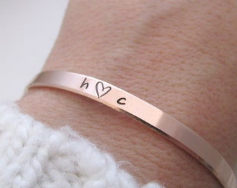 Stamped gold jewelry Etsy