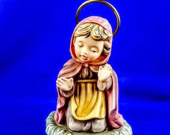Berta Hummel Nativity Mary