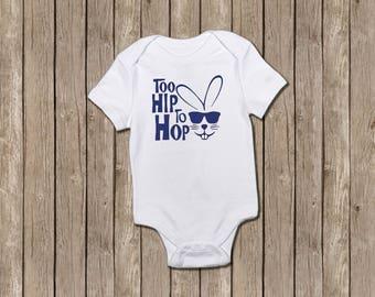 Too hip to hop bodysuit