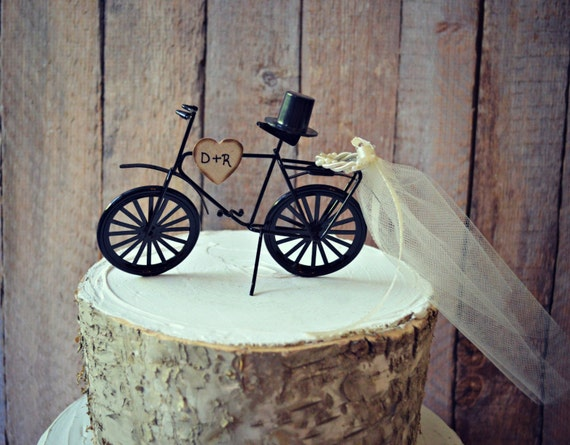 bicycle wedding cake topper uk bicycle wedding cake topper sports grooms 11736
