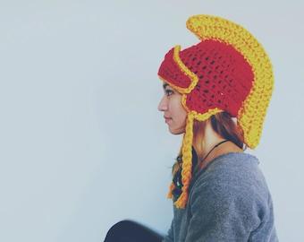 Trojan Helm Mütze