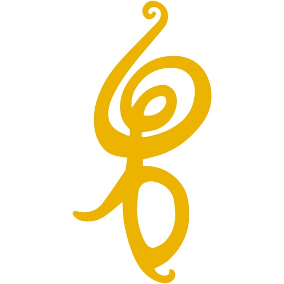 Hakuna Matata Symbol König der Löwen Disney Aufkleber