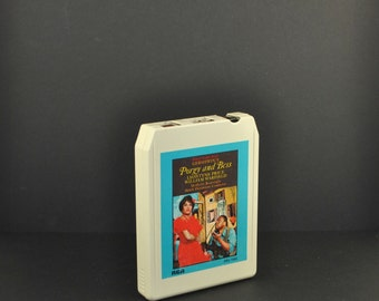 Vintage  8-Track Great Scenes From Gershwin's Porgy And Bess - Music - Recorded - Opera- George Gershwin - libretto - African-American