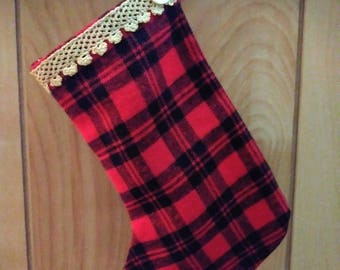 Stocking, Christmas Stocking, Christmas Decor