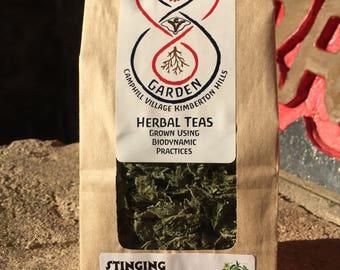 Stinging Nettles Herbal Tea