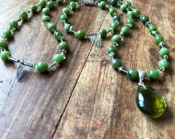 Jade Heart Chakra