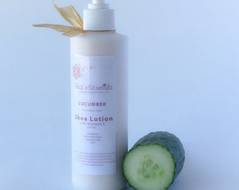 Natural Shea Lotion