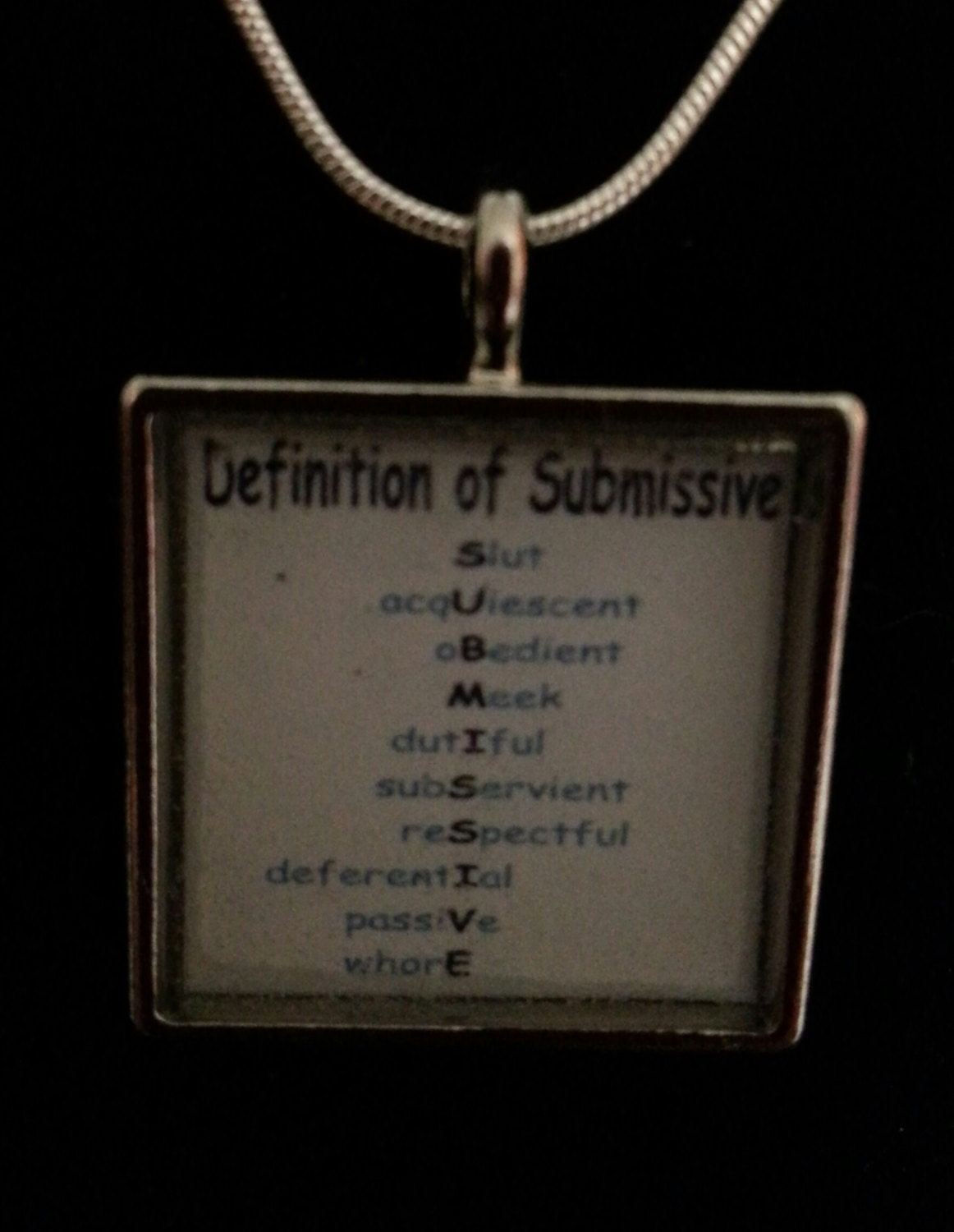 Definition of submissive necklace bdsm definition of submissive necklace mozeypictures Gallery