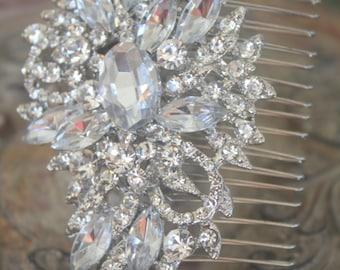 Bridal Hair Comb, Wedding Hair Comb, Wedding Hair Accessories, Bridal Comb, Crystal Wedding Comb, Bridal Headpiece, Bridal Hair