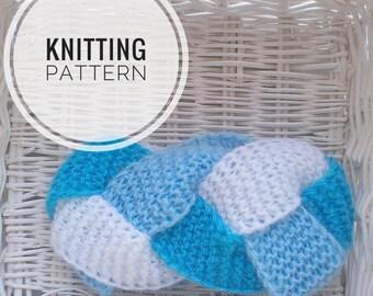 Knitting PATTERN Headband Knitting instruction Knitting Tutorial PDF Knit Headband Pattern Cable Knit Pattern Instant Download PDF Earwarmer