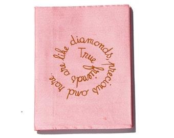 Wedding gift. Friend's gift. Wedding favor. Bridesmaid's gift. Gift for her. Gift for Best friend. Photo Album. Brag book with Friends poem