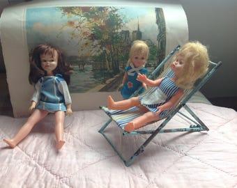 French dolls x 3