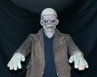 The Monster: Life-Size Halloween Prop