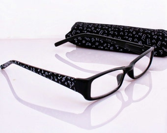 Music Note Reading Glasses - Perfect Gift For Any Music Lover
