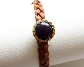 Braided bracelet 16426