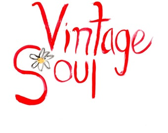 Vintage Soul Print