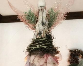 Christmas Tree Angel, Tree Topper Angel