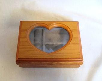 Small Dresser Jewelry Box