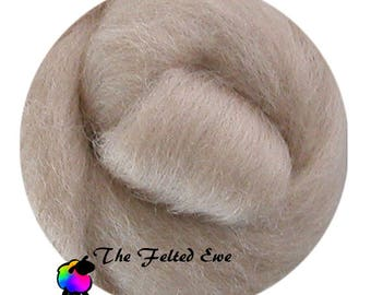Needle Felting Wool Roving / DR53 Fresh Faces Carded Wool Roving