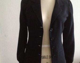Italian wool blazer