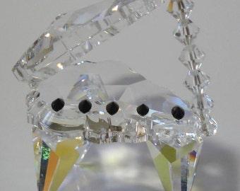 Crystal Piano made with Swarovski Crystal