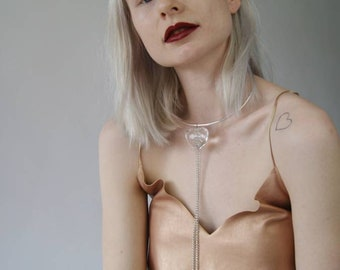 All Tied-Up Choker