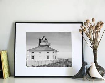 Lighthouse, Photographic Print, 5x7, 8x10