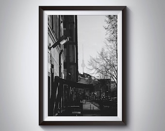 Berlin Morning, Germany - Physical fine art photography print