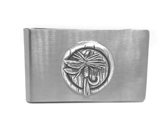 Fly Fishing Lure Money Clip