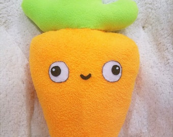 Cute Kawaii Carrot Pillow-- BoJack Horseman --Gift Present
