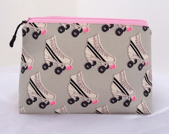 Small Roller Derby Project Bag
