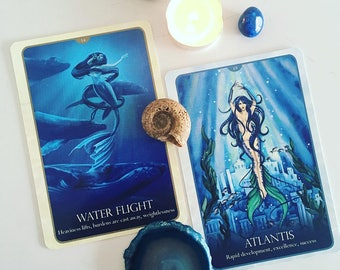 Mermaids Advice Oracle Reading