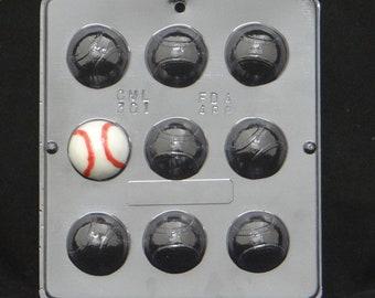 Baseball Chocolate Candy Mold 301