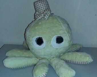Octopus, Handmade plush