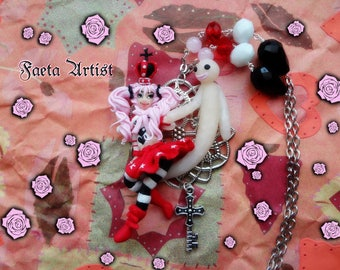 Perona from One Piece necklace