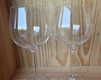 50 Wood Heart Chalkboard Wine Charms