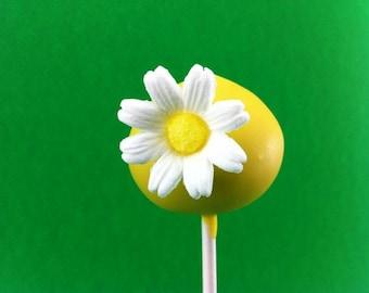 Flower Cake Pops