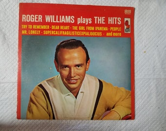 Roger Williams Roger Williams Plays The Hits