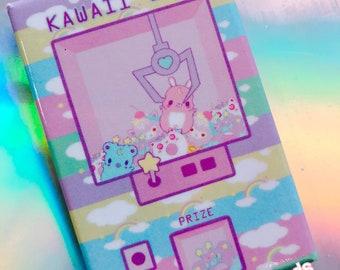 K.G. Claw Machine Button, Yume Kawaii Button, Kawaii Button