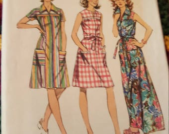 Simplicity 5028 size 16 1/2 Bust. 39